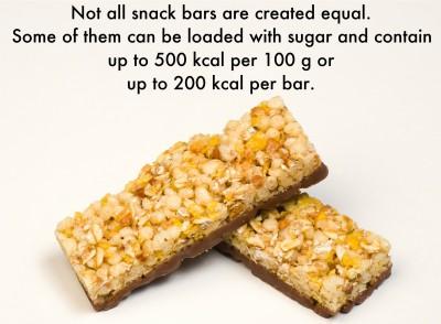 Snack bars_granola bars